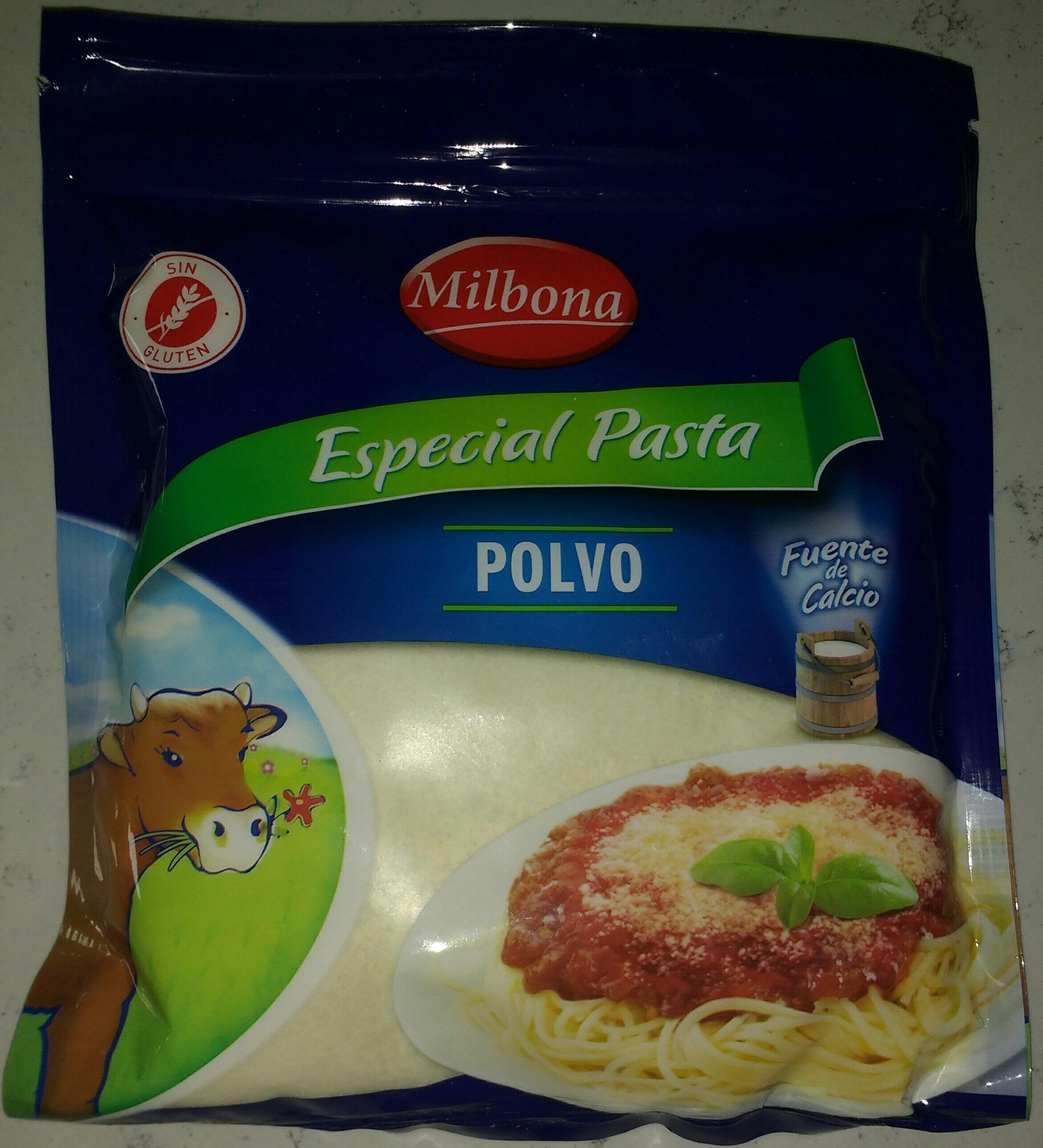 Polvo especial pasta - Producte - es
