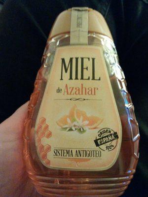 Miel de Azahar - Producto - es