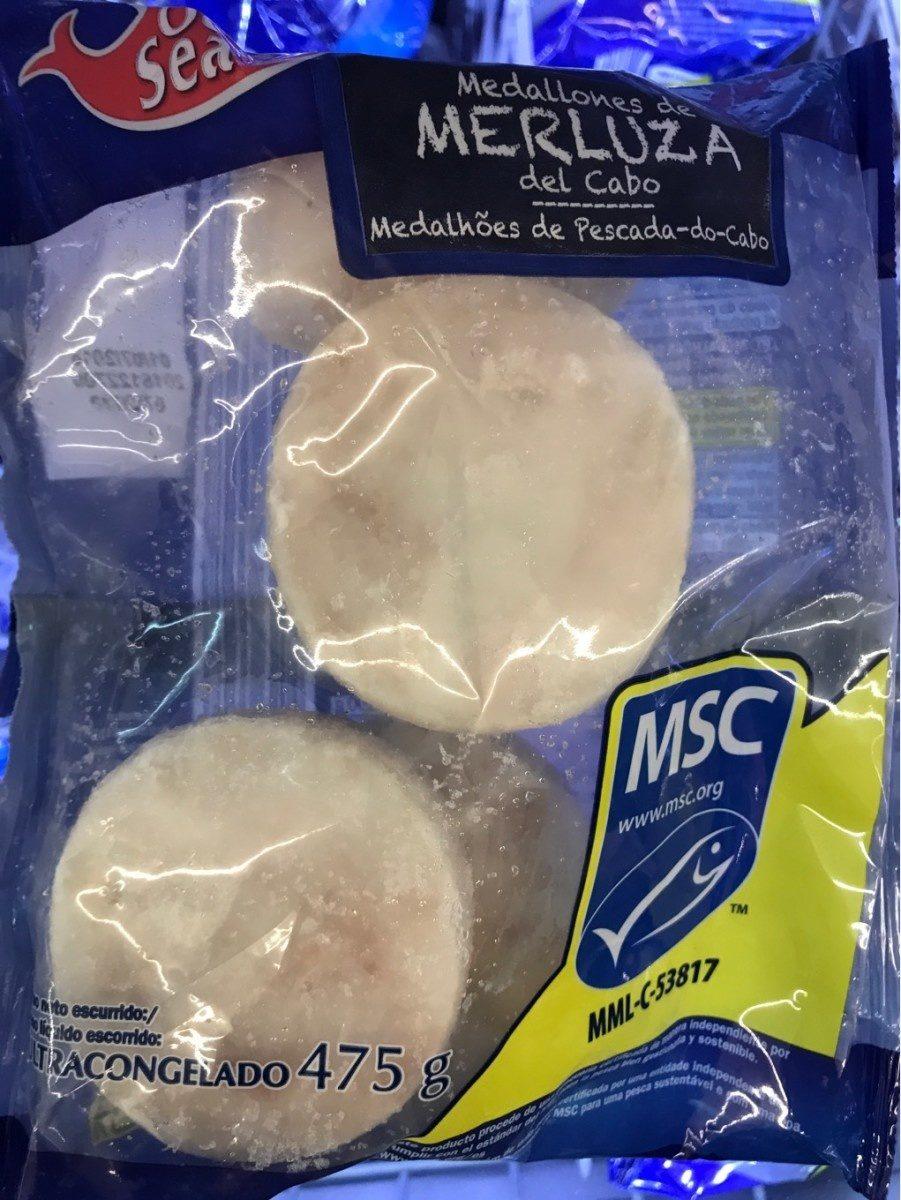 Medallones merluza del Cabo - Product
