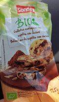 Galletas Espelta Cacao - Producte - es
