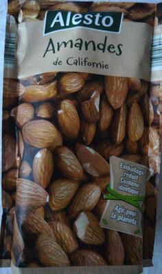 Amandes grillées salées - Ingrédients - fr
