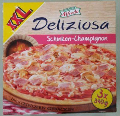 Pizza Deliziosa Schinken-Champignon - Product