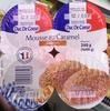 Mousse au Caramel - Product