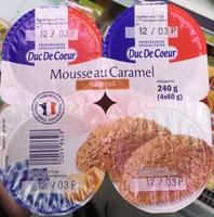 Mousse au caramel - Product - fr