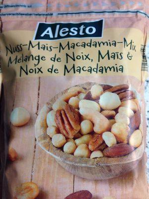 Mélange de Noix, Maïs & Noix de Macadamia - Producte
