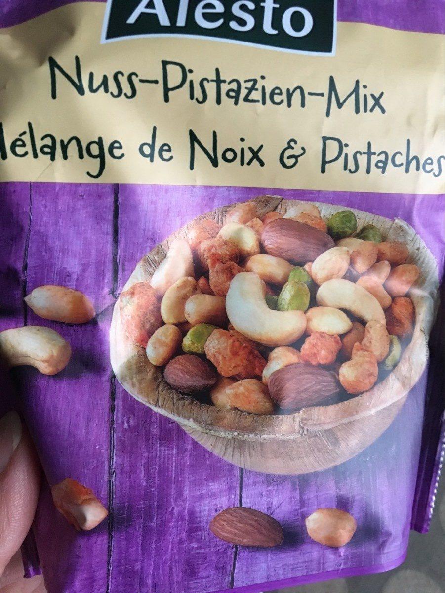 Mélange de noix et pistaches - Produit