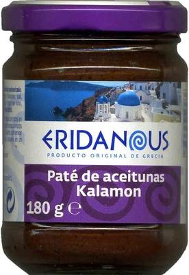Paté de aceitunas Kalamon - Product - es