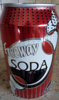 Freeway SODA WATER - Produit - en