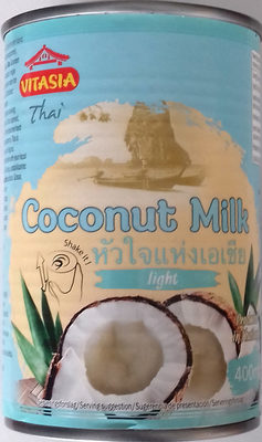 Coconut Milk Light - Producto