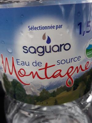 Eau de Montagne - Product - fr