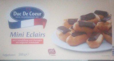 Mini Eclairs - Produit - fr