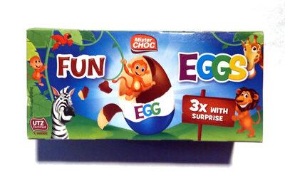Fun Eggs - Product - fi
