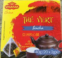 Thé vert Sencha - Produit
