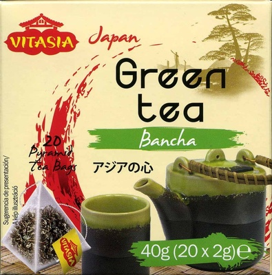 Green tea Bancha - Product