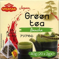 Green tea Bancha - Producto
