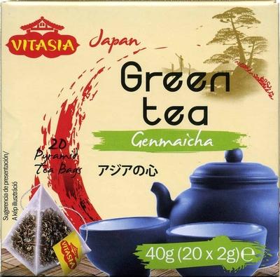 Green tea Genmaicha - Producte - es
