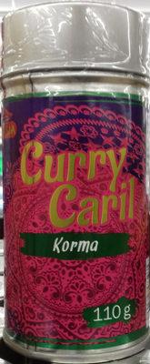 Curry Korma - Producte