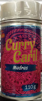Curry Madrás - Producto