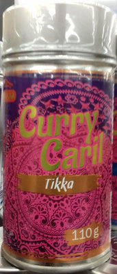 Curry Tikka - Producte