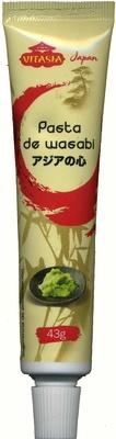 Pasta de wasabi