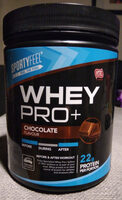 Whey Pro+ Chocolate Flavour - Product - fi