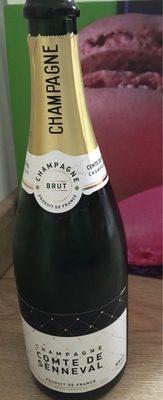 Champagne brut - Produit - fr