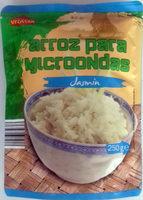 Arroz para microondas jasmin - Producto