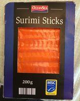 Surimi sticks - Product