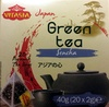 Green tea sencha - Product