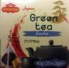 Green tea sencha -