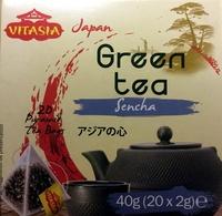 Thé vert sencha - Producto - fr