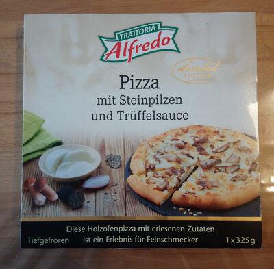 Pizza champignons et goût truffe - Produit - de