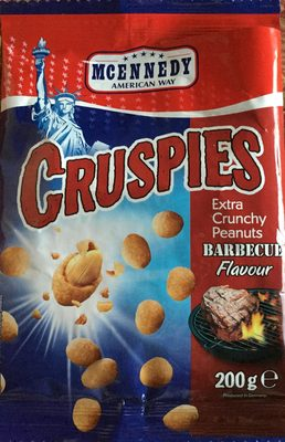 Cruspies barbecue flavour - Produit