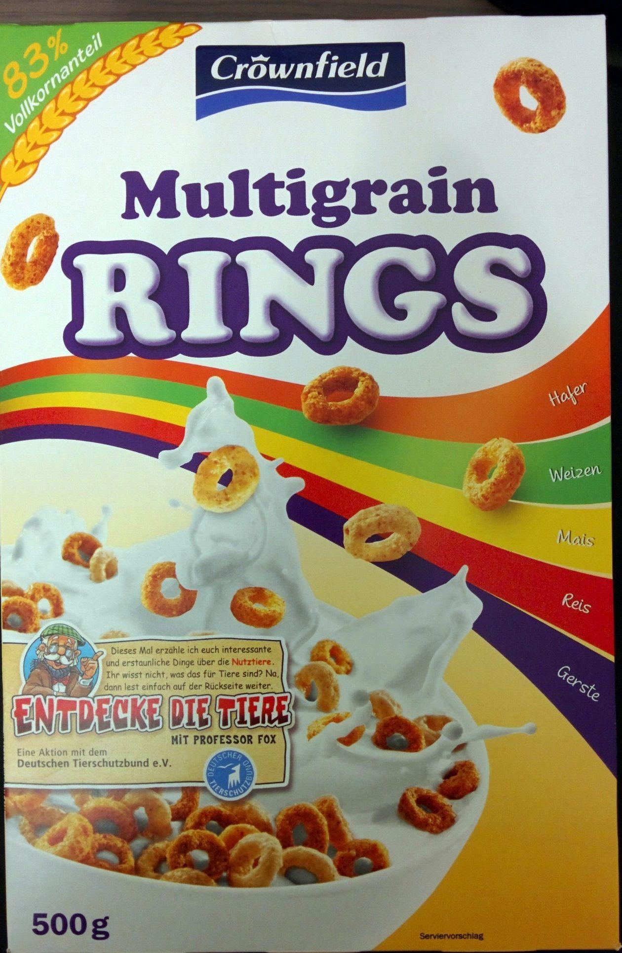 Multigrain Rings - Product - de