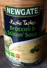 Broccoli & Stilton Soup - Product