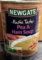 Pea & Ham soup - Product