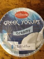 Greek yogurt creamy - Product