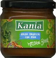 """Salsa tropical con piña """"Kania"""" - Product"""