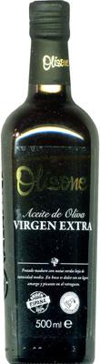 "Aceite de oliva virgen extra ""Oli Sone"" - Produit - es"