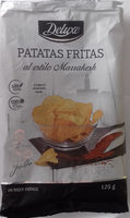 Patatas fritas al estilo Marrakesh - Producte