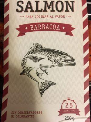 Salmón Barbacoa - Producto - es