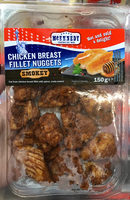 Chicken Breast Fillet Nuggets Smokey - Product - fr