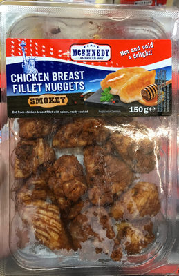 Chicken Breast Fillet Nuggets Smokey - Product