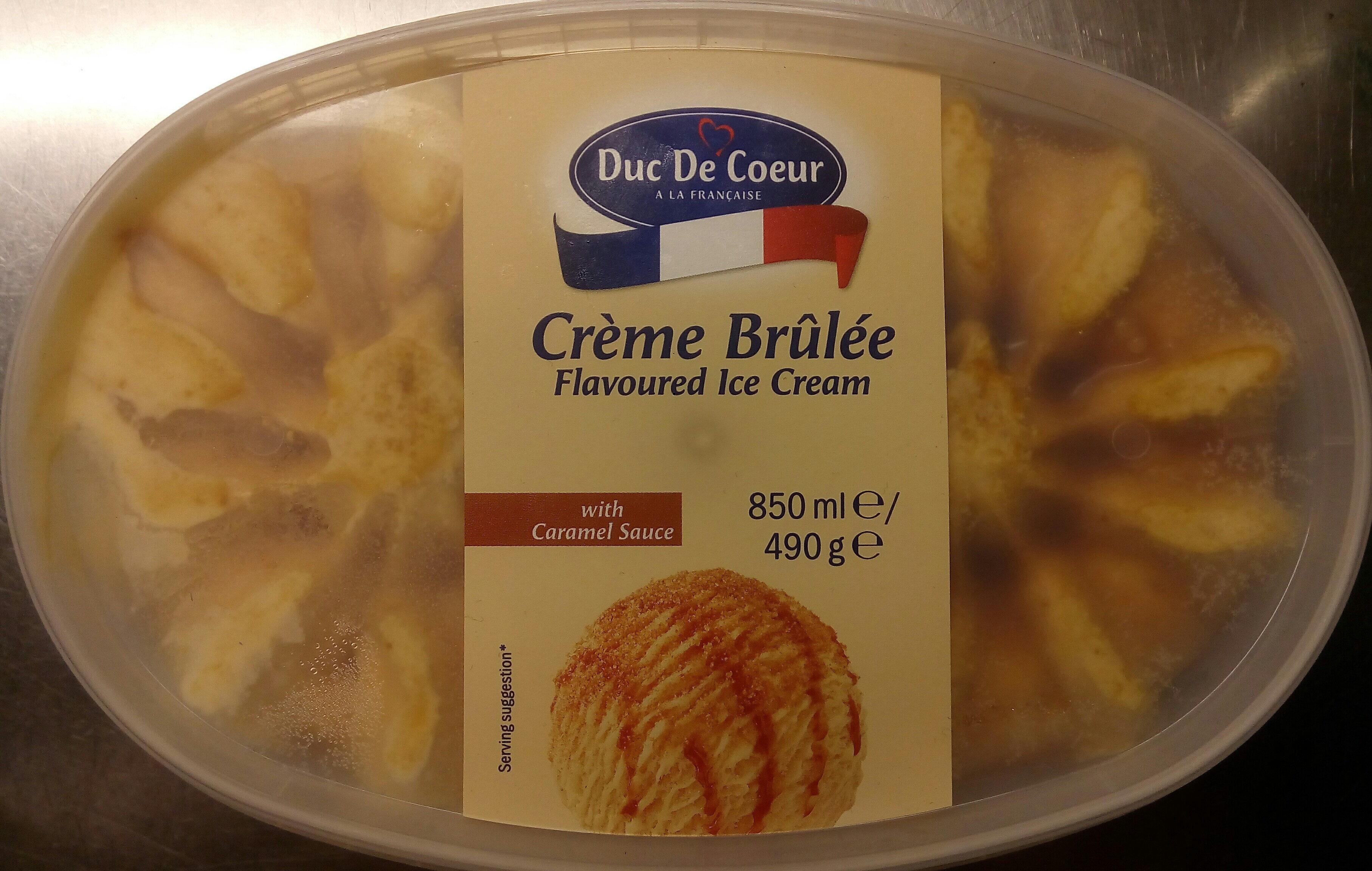 Noblissima Creme Brulee - Product - en