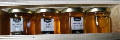 Deluxe miel - Product - fr