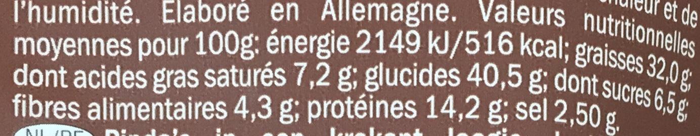 Cruspies bbq xxl alesto 250 g for Cuisine xxl allemagne