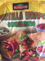 Tortilla Wraps Spicy - Product