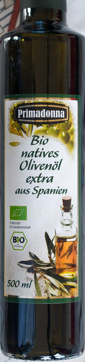 Bio Huile d'olive vierge extra - Product