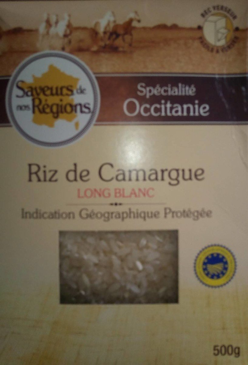 Riz de Camargue long blanc - Product