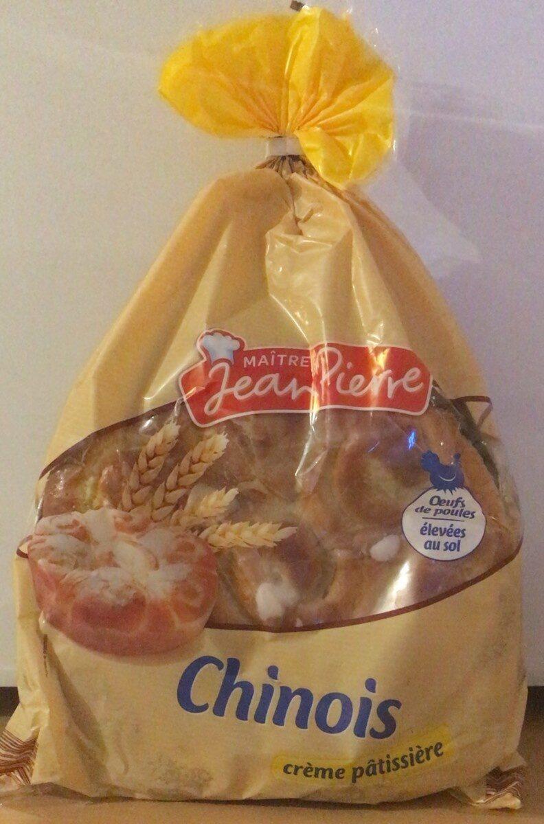 Chinois Crème Pâtissière - Produit - fr